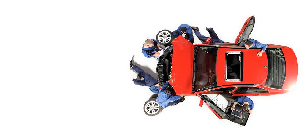 Profesionální, rychlý, kvalitní autoservis