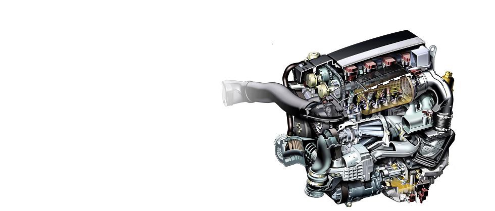 Seřízení motoru, diagnostika